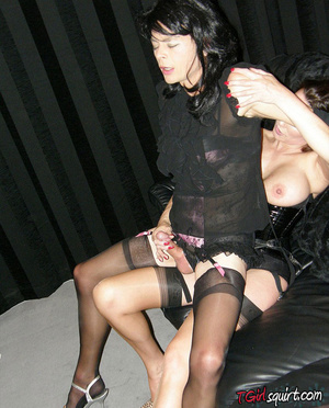 A dislay of hardcore MILF with daring be - XXX Dessert - Picture 8