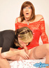 A cock hungry tgirl ends with a crossdresser in…