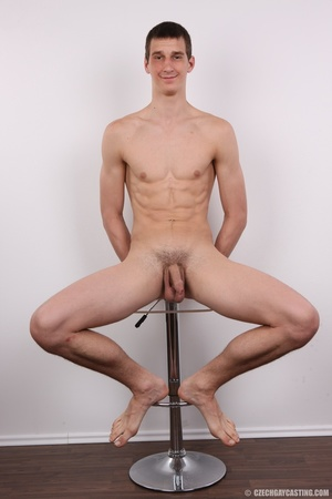 Big cock guy fucks like a pro in his fir - XXX Dessert - Picture 18