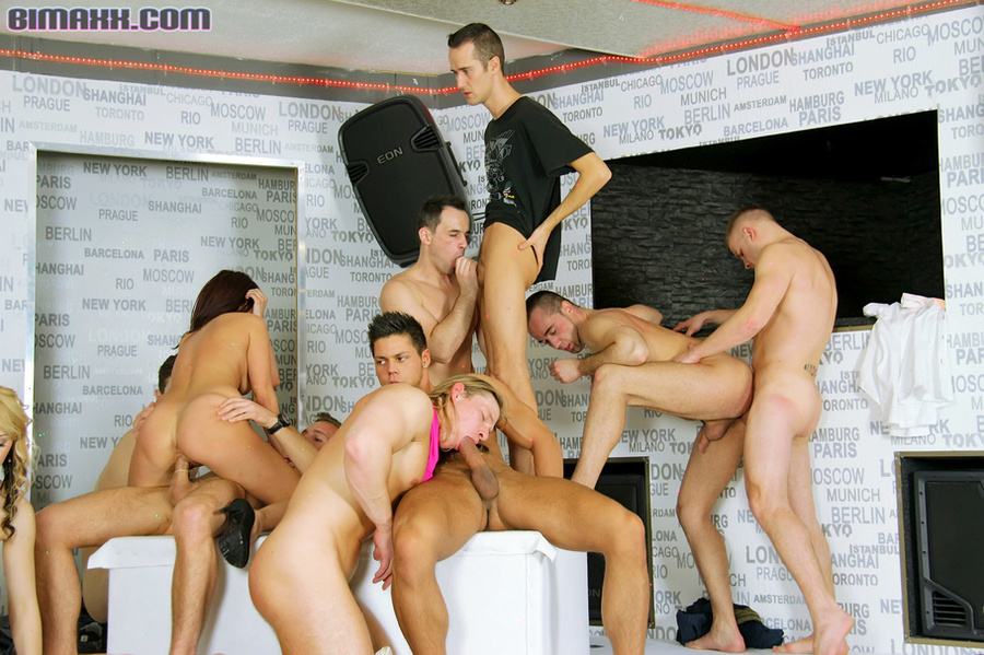 Bisexual Gang Bang Pics