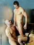 Dirty bisexuals fuck and suck in a furniture…