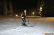 hot ski girls finish