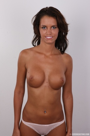 Tanned slut shows off big boobs and love - XXX Dessert - Picture 11