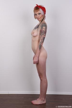 Hot tattoed slut submits her wet drippin - XXX Dessert - Picture 19