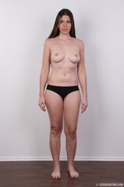 big boobs girl looking