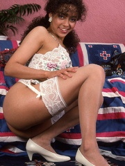 Hot and horny half cast teen Fleur. Just - XXX Dessert - Picture 11