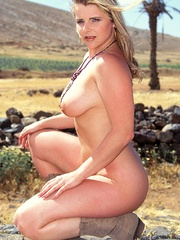 Racheal Farmer, big tits UK page 3 girl, - XXX Dessert - Picture 16