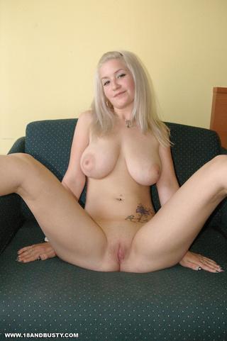 smoky hot blonde reveals