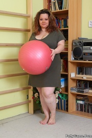 from ball exercises pussy