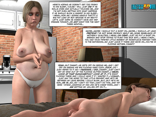 Teen guy with his horny cock comes o his - Cartoon Sex - Picture 4