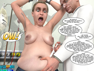 Kinky doctor sets up experiments with snap pregnancy - Picture 3