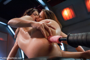 Two cute chicks have time of their life  - XXX Dessert - Picture 3