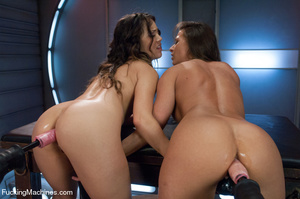 Two cute chicks have time of their life  - XXX Dessert - Picture 9