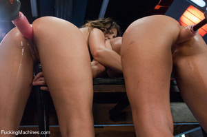 Two cute chicks have time of their life  - XXX Dessert - Picture 11