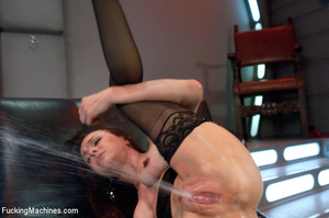 Pretty sexy damsel moans all the way to  - XXX Dessert - Picture 8