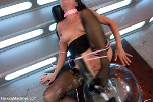 Pretty sexy damsel moans all the way to  - XXX Dessert - Picture 10