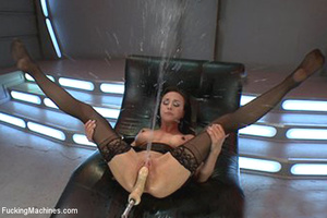 Pretty sexy damsel moans all the way to  - XXX Dessert - Picture 15