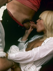 Cum in Rosalyns face is what this woman - XXX Dessert - Picture 6