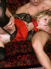 Another retro sex fantasy by Private - XXX Dessert - Picture 10