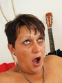 Hot slutty momma spreads legs to show - Picture 6