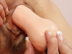 Bold and wild momma shoves in long dildo as she - XXXonXXX - Pic 10
