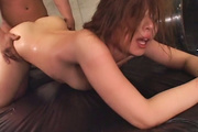 red japanese bitch with