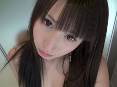 Seductive looking Asian teen poses erotically to - XXXonXXX - Pic 4