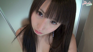 Seductive looking Asian teen poses erotically to model her sweet fresh body - XXXonXXX - Pic 4