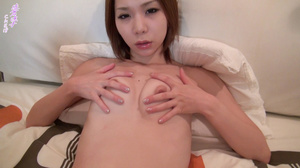 Young Asian girl looks real hot as she teases and poses seductively - XXXonXXX - Pic 1