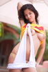 Exotic chick loves the outdoors and her big…