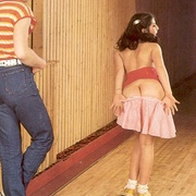 Four eighties bowlers having raunchy sex - XXX Dessert - Picture 7