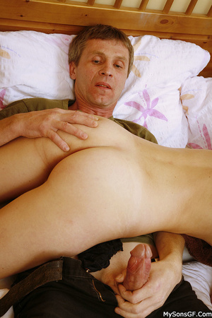 She just loves the way big daddy sucks on  her luscious pussy. - XXXonXXX - Pic 5