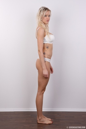 Delicious looking blonde shows off big p - XXX Dessert - Picture 10