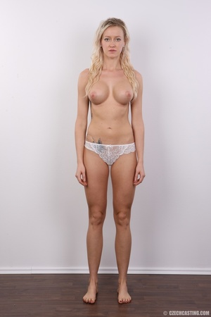 Delicious looking blonde shows off big p - XXX Dessert - Picture 12