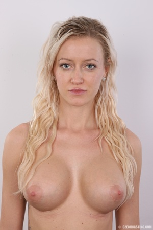 Delicious looking blonde shows off big p - XXX Dessert - Picture 15