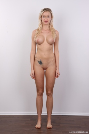 Delicious looking blonde shows off big p - XXX Dessert - Picture 19