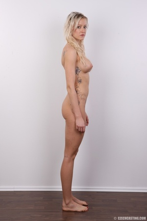 Delicious looking blonde shows off big p - XXX Dessert - Picture 20
