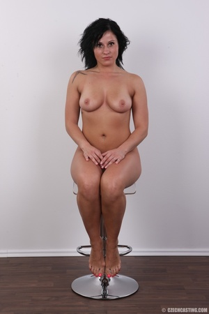 Tanned hot wild fire chick shows bouncy  - XXX Dessert - Picture 19