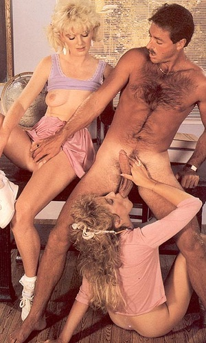 Catching two hairy lesbo retro students  - XXX Dessert - Picture 11