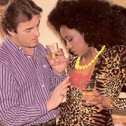 Black eighties lady loves a big white - XXX Dessert - Picture 4