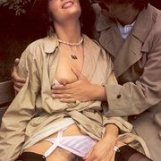 Hairy seventies couple want to have sex - XXX Dessert - Picture 3