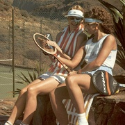 Hairy tennis playing retro ladies fucked - XXX Dessert - Picture 2