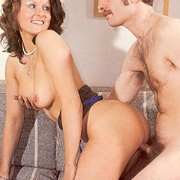 Cockloving seventies mom enjoys a big - XXX Dessert - Picture 8
