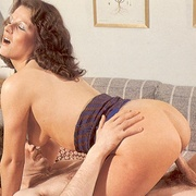 Cockloving seventies mom enjoys a big - XXX Dessert - Picture 10