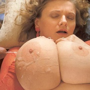 Insane huge retro mellons creamed with a - XXX Dessert - Picture 16