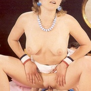 Shaved eighties lady loves a big cock in - XXX Dessert - Picture 9
