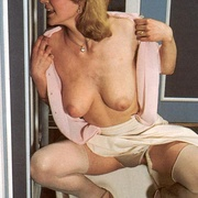 Turned on seventies lady joins a hard and - XXX Dessert - Picture 6