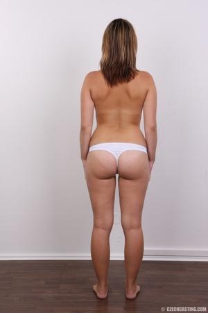 Sweet looking plump girl models big tits - XXX Dessert - Picture 9