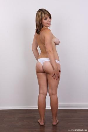 Sweet looking plump girl models big tits - XXX Dessert - Picture 10