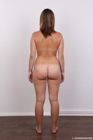 Sweet looking plump girl models big tits - XXX Dessert - Picture 17